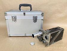 Cine Kodak Special Vintage 16mm Movie Camera W/ Anastigmat 63mm F2.7 Lens & Case