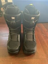 DC snowboard boots 11 Scout 2013 Only Used Once.
