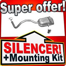 RENAULT MEGANE & SCENIC II 1.5 1.9 DCI 2.0 2002-09  Exhaust Rear Silencer K11