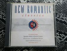 New Romantic Classics Great CD Human League OMD Gary Numan Kraftwerk Duran