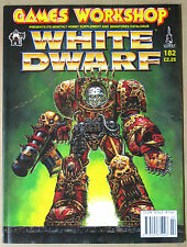 White Dwarf - Edizione Inglese - N. 182