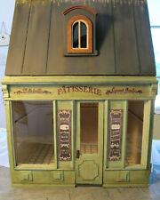 Smallsea Workshop: The Paris Patisserie Ooak, 1:12 scale