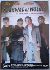 CARNIVAL OF WOLVES (1996) DVD MOVIE Toshiya Nagasawa Mike Norris Stoney Jackson