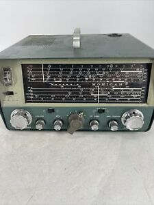 """VINTAGE Heathkit """"MOHICAN"""" Receiver Model GC-1A PARTS OR REPAIR"""