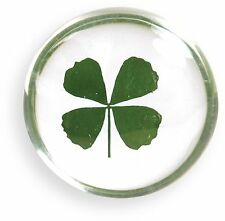 Angelstar 8781 Four Leaf Clover Worry Stone, 11/4Inch New, Free Shipping