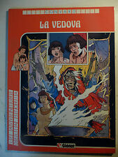 LA VEDOVA  - CONVARD - GLENAT 1990 - A11