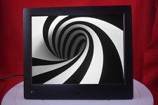 "Nix X08E 8"" Digital Photo Frame With 'Hu-Motion' Motion Detection Sensor- Ref 57"