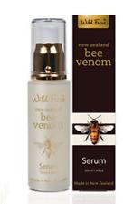 New Zealand Wild Ferns Bee Venom Serum with Active Manuka Honey 47ml