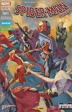 SPIDER-MAN UNIVERSE N° 1 Marvel France 3EME Série Panini COMICS juin 2017