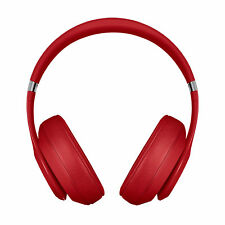 Beats by Dr. Dre Studio3 Wireless Over-ear Headphones Red