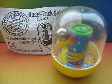 KUGEL TRICK  SPIEL   LE STELLE  + CARTINA 657 026     GERMANIA 1995