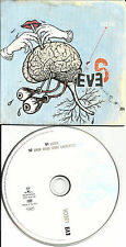 EVE 6 Leech w/ Open Road ACOUSTIC RARE 2 TRX CARDED SLEEVE UK CD single 1998