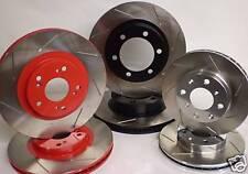 Infinity FX-35 FX-45 03 04 05  Slot Brake Rotors Rear
