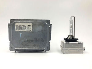 OEM 09-13 Volvo XC60 XC 60 Xenon HID Ballast & D1S Bulb Part No 31217050