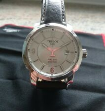 Tissot PRC200 Stainless Steel Mens Quartz Watch