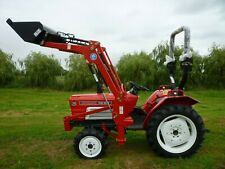 More details for yanmar ym1810 compact mini loader tractor.