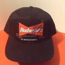 Budweiser King Of Beers Vintage Signed By Ricky Craven  1995 Anheuser Busch, Inc