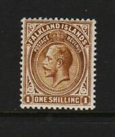 Falkland Islands - #35 mint, cat. $ 40.00