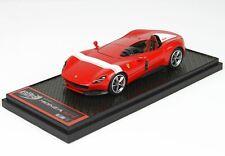 # BBRC 220C BBR Ferrari Monza SP1-Rosso Corsa - 1:43