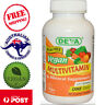 Deva Multivitamin, Mineral Supplement Iron Free Vegan 90 Coated Tabs Gluten Free