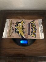 Sealed 1st Edition Fossil Booster Pack Pokemon Heavy 21.70! Heaviest On Ebay