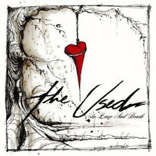 "The Used - In Love And Death (NEW 12"" VINYL LP)"