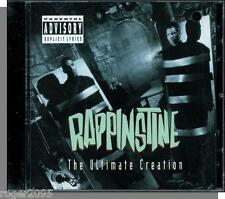 Rappinstine - The Ultimate Creation - New 1991 Rap CD! 20 Tracks!