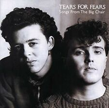 Songs From The Big Chair 0602537956753 by Tears for Fears CD