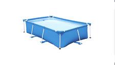 Bestway Pool 259x170x61 2300 L Schwimmbecken Rechteckig Swimmingpool Schwimmbad
