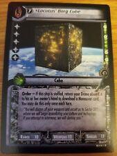 Star Trek CCG Call to Arms 3R200 Locutus' Borg Cube NrMint-Mint TCG