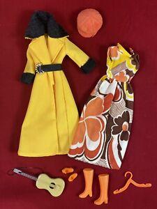 Altes Vintage Petra Plasty Boutique Barbie Clone Outfit
