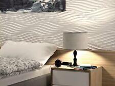 3D Wandpaneele Dekoration Wandaufkleber Wandverkleidung PVC 12 Stück 5,28 m2