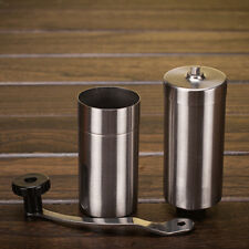 Ceramic Manual Coffee Grinder Portable Hand Crank Stainless Coffee Mill #2