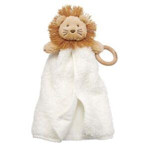 NWT Mud Pie Lion Safari Woobie, Lovie, Security Blanket