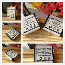 2 NP-50 NP-50A 1000mAh Battery for FUJIFILM Fuji FinePix XP100 XP200 X10 X20 XF1