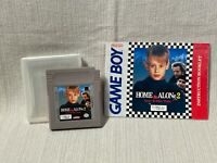 Home Alone 2 Nintendo Gameboy Game Cartridge Manual Authentic & Working
