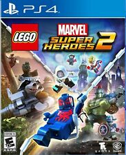 LEGO Marvel Super Heroes 2 (Sony PlayStation 4, 2017)
