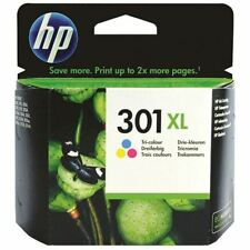 HP 301XL Cyan/Magenta/Yellow Ink Cartridge CH564EE [HPCH564EE]