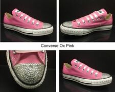 Low (3/4 in. to 1 1/2 in.) Converse Lace Up Shoes for Women