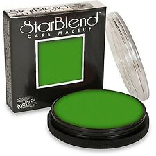 Mehron StarBlend Cake Makeup - Green (2 oz)