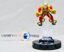 Heroclix Superman Legion of Superheroes ~ Orion #043 w/ Card