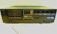 SONY TA-AX 520 Integrated Stereo Amplifier Verstärker mit Manual