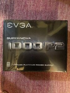Unopened! EVGA Supernova 1000 P2 80 Platinum 1000W Fully Modular Power Supply
