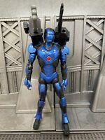 "Marvel Legends Toybiz IRON MAN Torpedo Armor Concepts 6"" Action Figure 2"