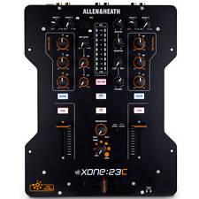 Allen & Heath Xone 23C - DJ Mixer 2 Kanal Mischpult DJ-Mixer Battle Mixer 23 C