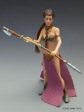 STAR WARS Princess Leia JABBA'S SAIL BARGE KHETANNA SLAVE OUTFIT OTC COLLECTION