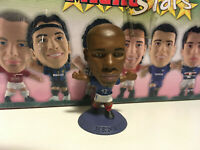 UNRELEASED HENRY FRANCE CORINTHIAN MICROSTARS FOOTBALL FIGURE RARE SOCCERSTARZ