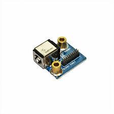 For Asus G75VX-BHI7N1 G75V G75VX G75VW DC Power Jack Button Board 69N0NQC10C01