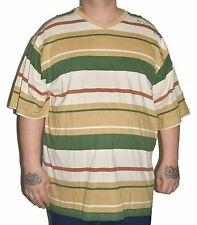 Rocawear Men's Big & Tall Boroughs Of Honor Heather V-Neck Tee Shirt