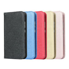 Latest Hot Sharp AQUOS R2 Compact Silk Cord Leather Mobile Phone Case